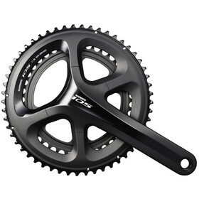 Shimano 105 FC-5800 Zwengel 2x11-speed, 53-39 tanden zwart